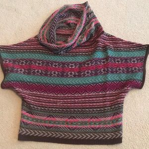 Nine west vintage American cowl neck sweater